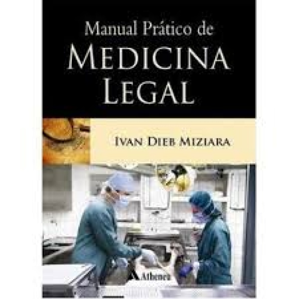 Manual Prático De Medicina Legal